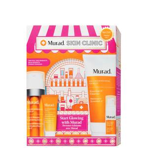 Murad Start Glowing Set (Worth $151.00)
