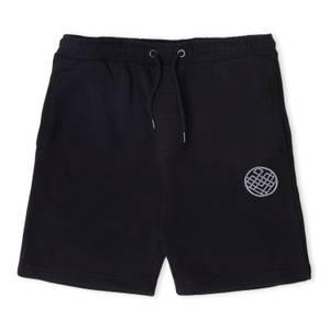 Shang-Chi Icon Unisex Jog Shorts - Black