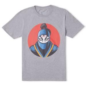 Shang-Chi Face Covered Men's T-Shirt - Grey