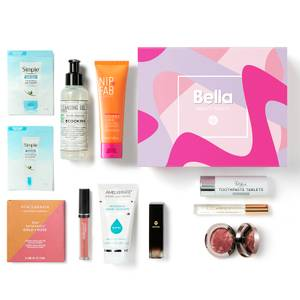 GLOSSYBOX x Bella Beauty Treats Limited Edition 2021