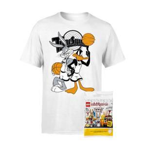 Looney Tunes LEGO & T-Shirt Bundle