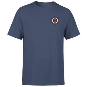 Marvel Captain Carter Men's T-Shirt - Navy