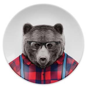 Wild Dining - Bear Plate