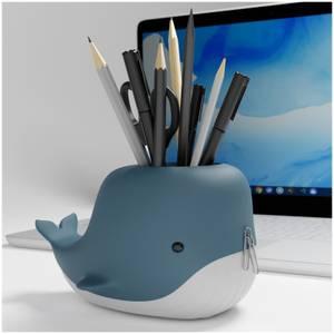 Whale Pen Pot