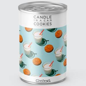 Candle in a Can - Cookies