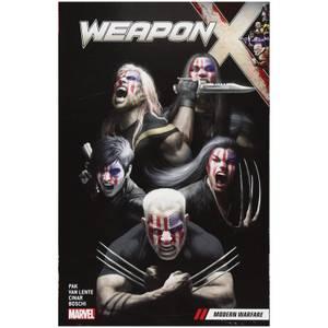 Marvel Comics Weapon X Trade Paperback Vol 03 Modern Warfare Graphic Novel