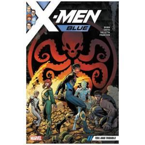 Marvel Comics X-men Blue Trade Paperback Vol 02 Graphic Novel