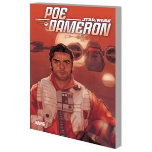 Marvel Comics Star Wars Poe Dameron Trade Paperback Vol 03 Legends Lost Graphic Novel