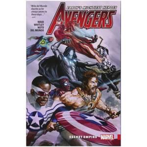 Marvel Comics Avengers Unleashed Trade Paperback Vol 02 Secret Empire Graphic Novel