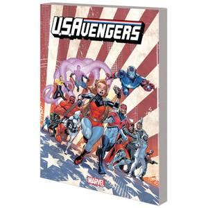 Marvel Comics Us Avengers Trade Paperback Vol 02 Stars And Garters Graphic Novel