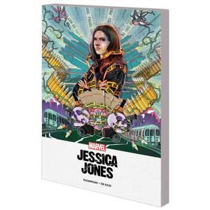 Marvel Comics Jessica Jones Mpgn Trade Paperback Blind Spot Graphic Novel