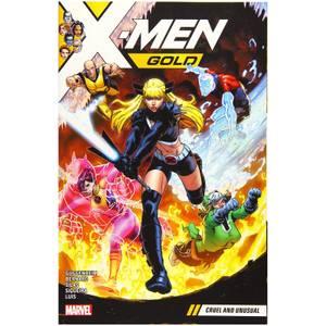 Marvel Comics X-men Gold Trade Paperback Vol 05 Cruel And Unusual Graphic Novel