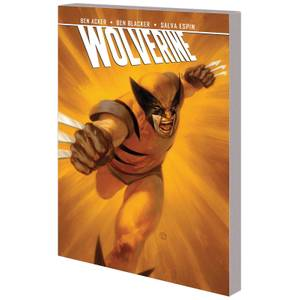 Marvel Comics Wolverine Savage Origins Trade Paperback Graphic Novel