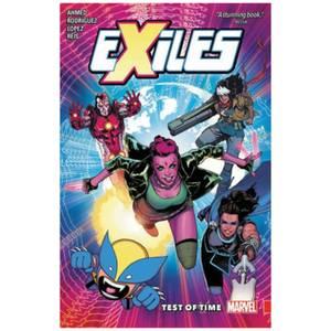 Marvel Comics Exiles Trade Paperback Vol 01 Test Of Time Graphic Novel