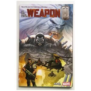 Marvel Comics Weapon H Trade Paperback Vol 01 Awol Graphic Novel