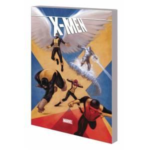 Marvel Comics X-men Uncanny Origins Trade Paperback Graphic Novel