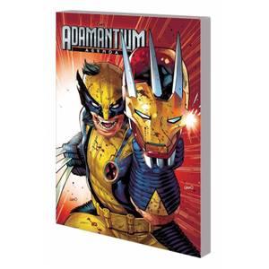 Marvel Comics Hunt For Wolverine Trade Paperback Adamantium Agenda Graphic Novel