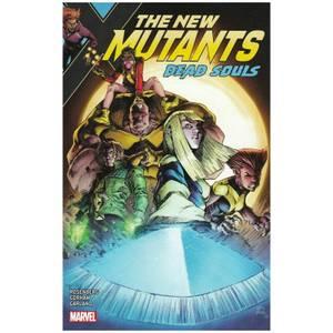Marvel Comics New Mutants Trade Paperback Dead Souls Graphic Novel