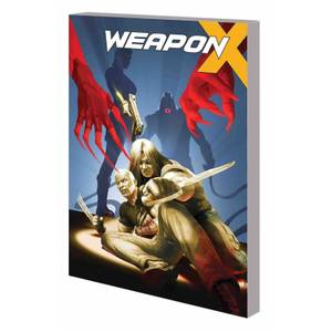 Marvel Comics Weapon X Trade Paperback Vol 04 Russian Revolution Graphic Novel
