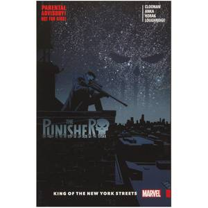 Marvel Comics Punisher Trade Paperback Vol 03 King Of New York Streets Graphic Novel