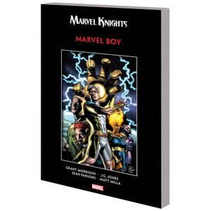 Marvel Comics Marvel Knights Marvel Boy By Morrison & Jones Trade Paperback Graphic Novel