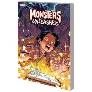Marvel Comics Monsters Unleashed Trade Paperback Vol 02 Learning Curve Graphic Novel