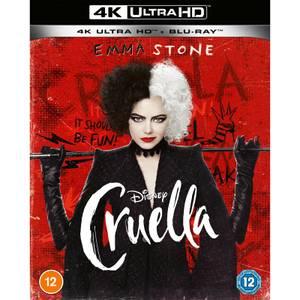 Disney's Cruella - 4K Ultra HD