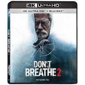 DON'T BREATHE 2 (2 DISCS - 4K Ultra HD & Blu-ray)