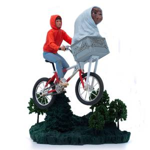 Iron Studios E.T. the Extra-Terrestrial Art Scale Statue 1/10 E.T. & Elliot 24 cm