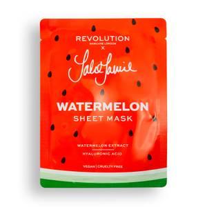 Skincare x Jake Jamie Watermelon Printed Hydrating Sheet Mask Set