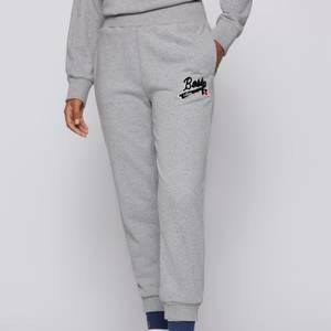 BOSS X Russell Athletic Women's Ejoy Sweatpants - Silver