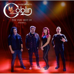 Claudio Simonetti's Goblin - The Very Best Of Volume Two LP (Red)