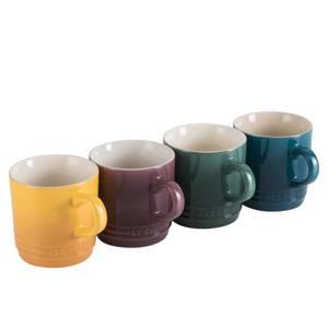 Le Creuset Botanique Cappuccino Mugs (Set of 4)