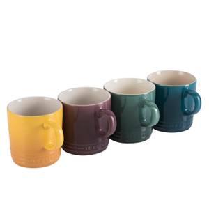 Le Creuset Botanique Mugs (Set of 4)