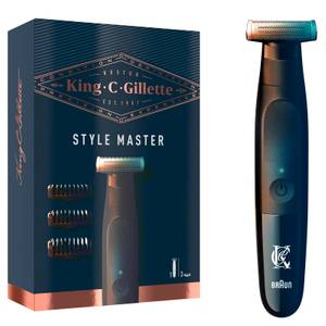 King C. Gillette Stylermaster