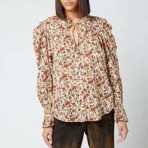 Free People Women's Meant To Be Blouse - Vintage Combo