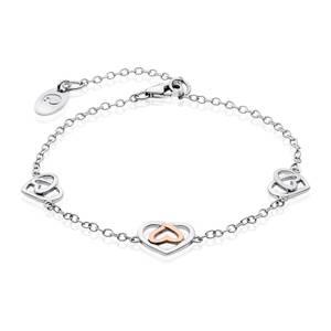 Affinity Heart Bracelet