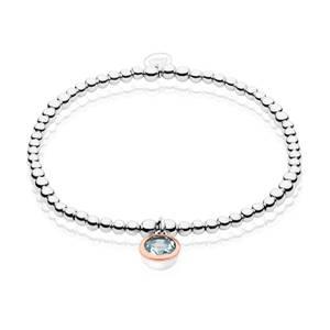 December Birthstone Affinity Bead Bracelet