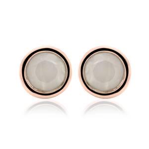 Moonstone June Birthstone Earrings