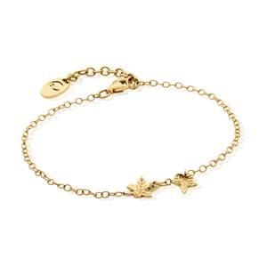 Ivy Leaf Bracelet