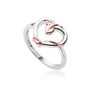 Tree of Life Vine Heart Ring