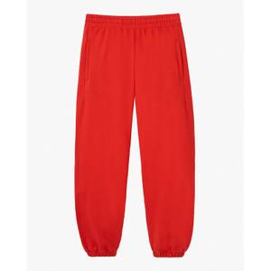 Loose Fit Track Pants Poppy