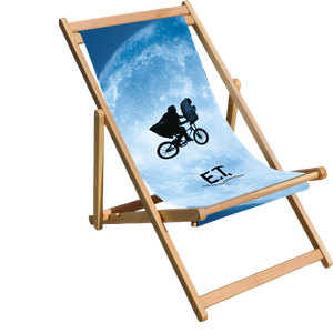 E.T. the Extra-Terrestrial Over The Moon Deck Chair