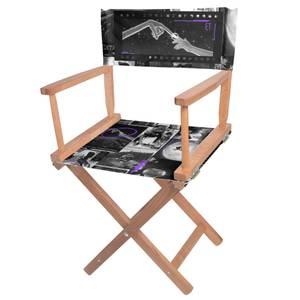 Decorsome x E.T. Directors Chair