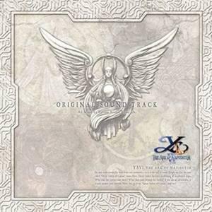 Ys VI: The Ark of Napishtim (Original Soundtrack) 4xLP (Blue)