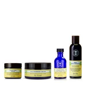 Organic baby essentials kit