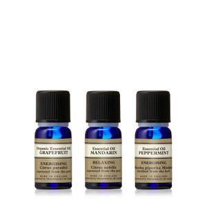 Essential Oils Edit - Scents to energise