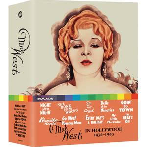 Mae West in Hollywood, 1932-1943 (Limited Edition)