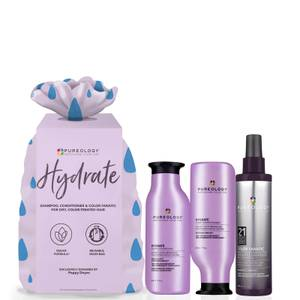 Pureology Hydrate and Colour Fanatic Set (Worth £72.35)