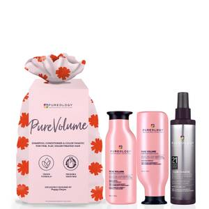 Pureology Pure Volume and Color Fanatic Set (Worth £72.35)